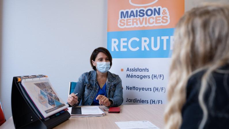 Nounou ADOM, Maison & Services et Maintien ADOM organisent un job dating