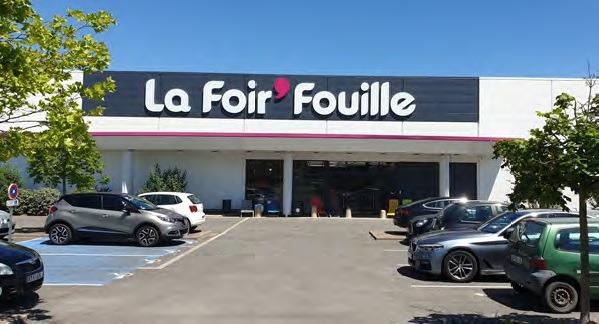 magasin La Foir'Fouille Bourges-Saint-Doulchard