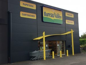 magasin franchise bureau vallée Castelsarrasin