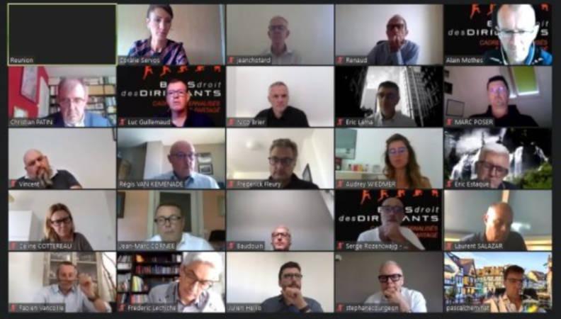 Bras Droit des Dirigeants : un séminaire annuel en visio-conférence