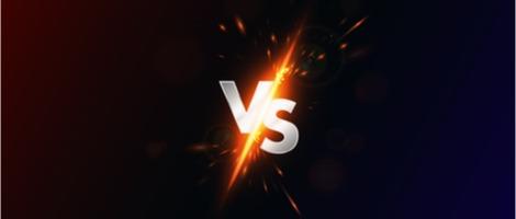 Le match : Magasin / E-commerce