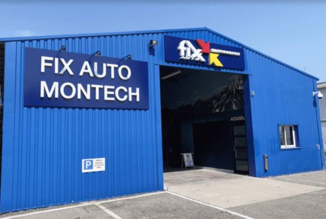 atelier fix auto Montech