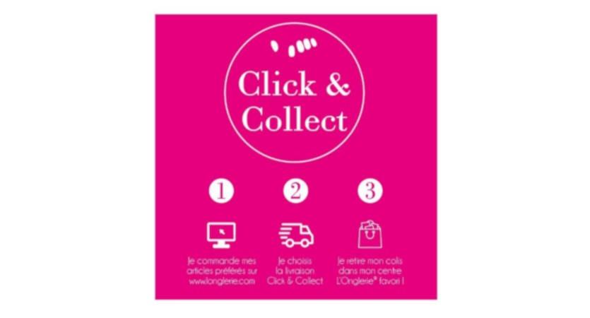 Le Click & Collect débarque au sein du réseau L'Onglerie