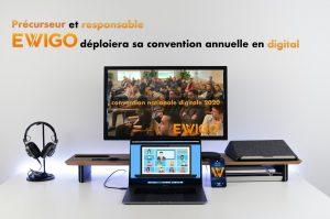 ewigo convention annuelle en digital et présentiel