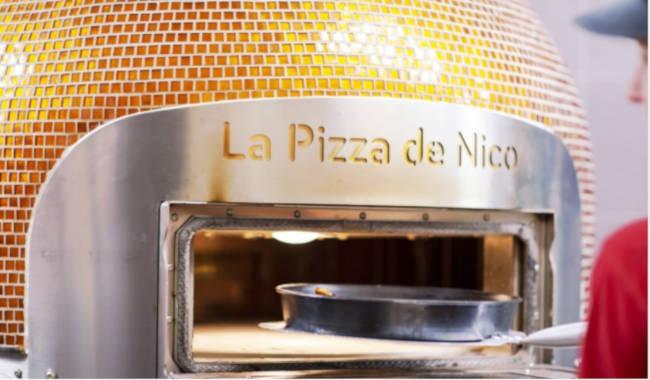 Four franchise La Pizza de Nico