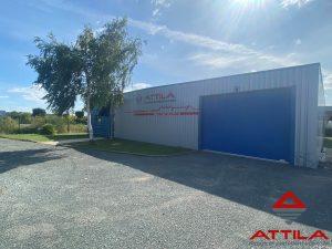 Le réseau Attila a ouvert une nouvelle agence à Angers