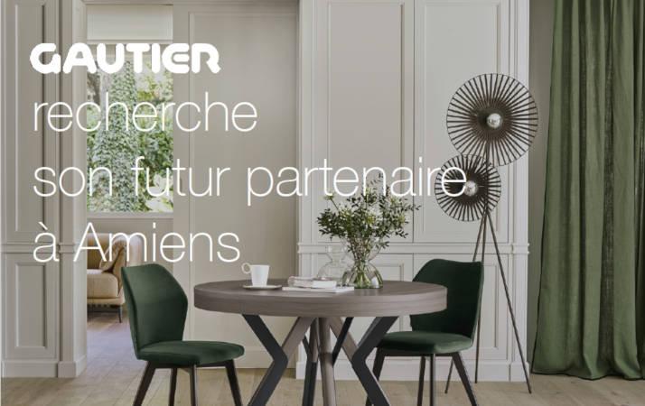 Le réseau Gautier en quête de son futur partenaire à Amiens