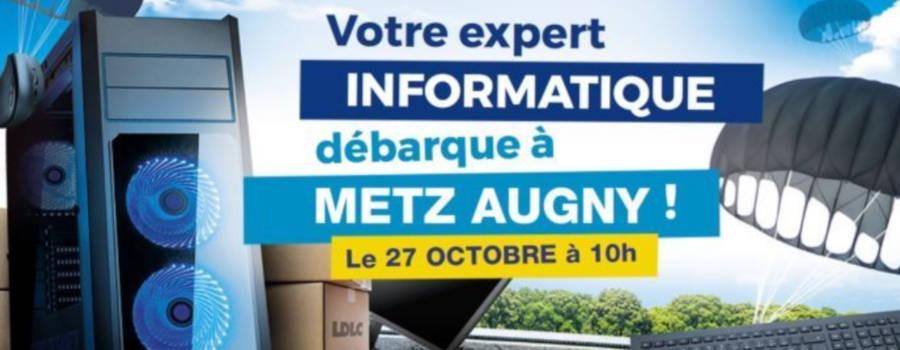LDLC installe un second magasin à Metz
