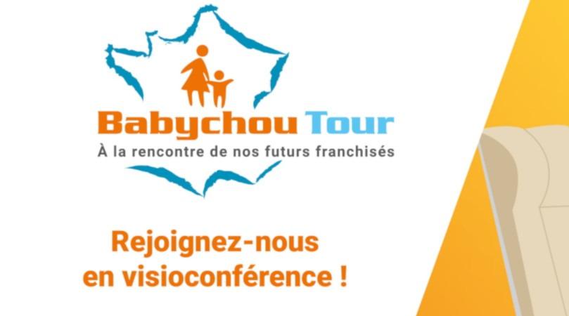 Babychou Services rencontre ses futurs franchisés en visioconférence