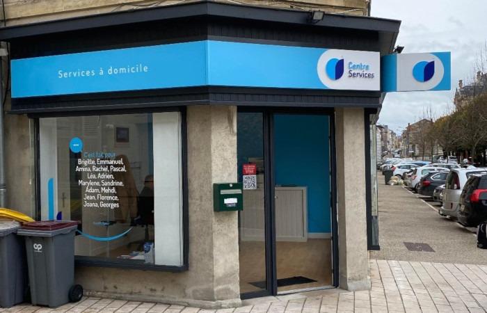 La franchise Centre Services poursuit la réactualisation de ses vitrines