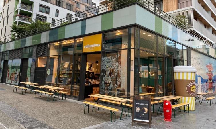 Columbus Café & Co dévoile ses nouveaux produits gourmands