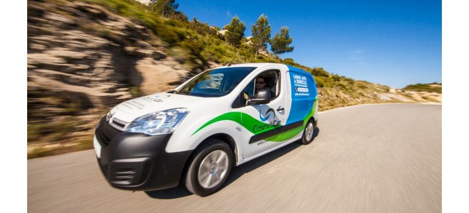 Le réseau de franchise CosmétiCar annonce des objectifs ambitieux