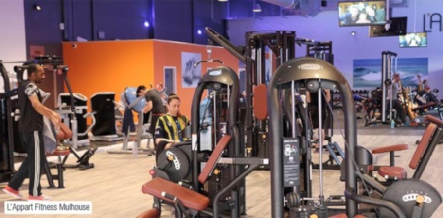 L'Appart fitness lance une opération de communication avec le groupe NRJ