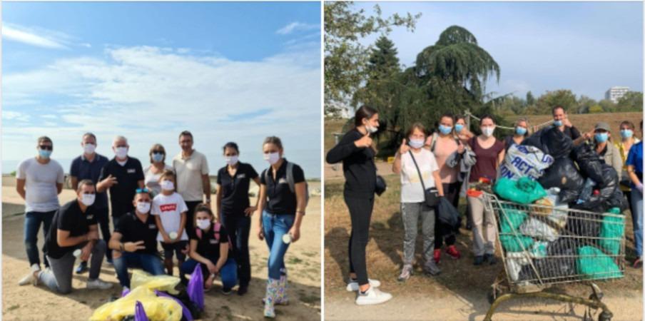 La franchise Prelys Courtage participe à un événement éco-responsable