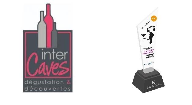 Le franchisé Inter Caves de Craponne reçoit le « Prix de l'Agilité »