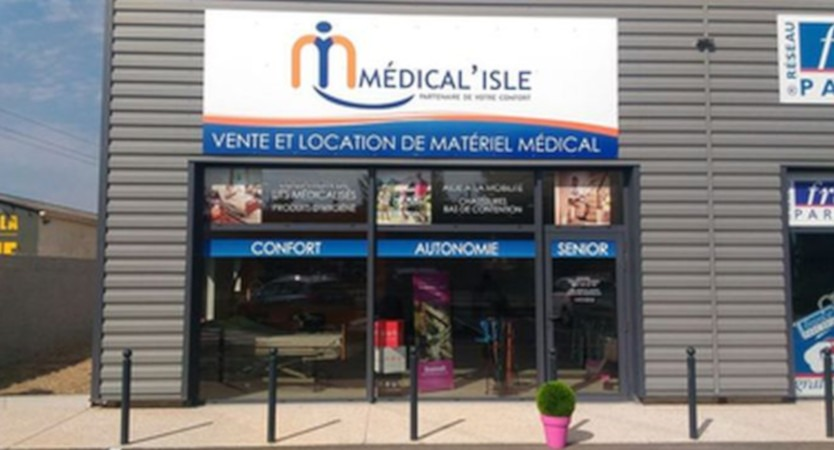 Le réseau de franchise Médical'Isle soutient l'emploi en France