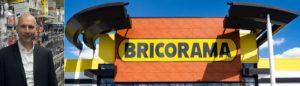Olivier Moreau chef d'entreprise Bricorama
