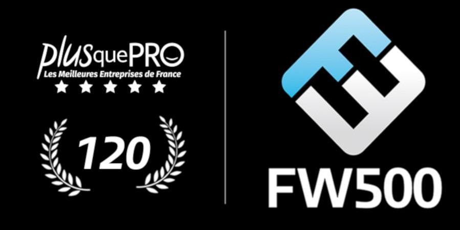 Classement FrenchWeb 500 : Plus que PRO fait un bond de 44 places !