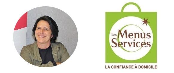 Stéphanie Bahurel franchisée Les Menus Services Laval