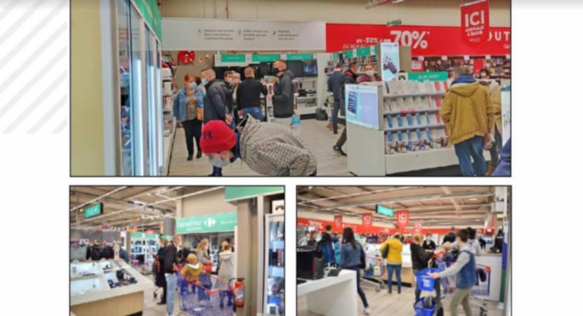 Carrefour Occasion ouvre ses portes à Liévin