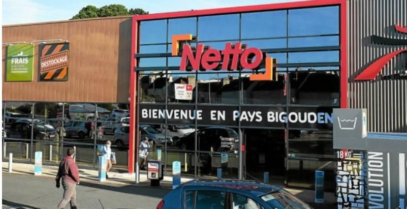 magasin Netto Pont-l'Abbé
