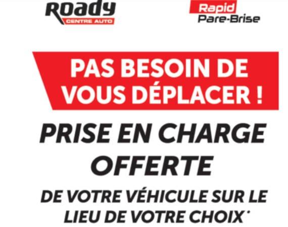 nouveau service Roady et Rapid Pare-Brise
