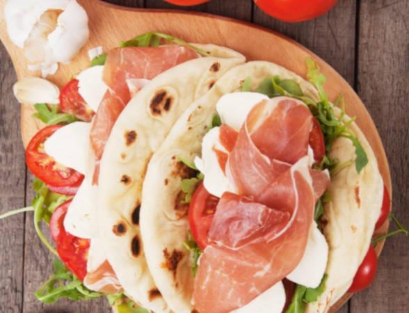 sandwich italien Lunicco