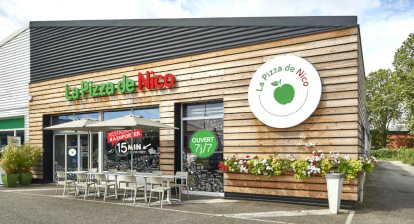 La Pizza de Nico lance « La Festive » à l'occasion des fêtes