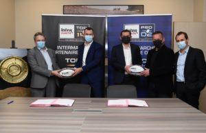 Le réseau Intermarché devient partenaire de la Ligue Nationale de Rugby