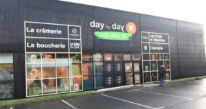 day by day inaugure son 1er « day by day, Grand Marché Vrac » à Rennes