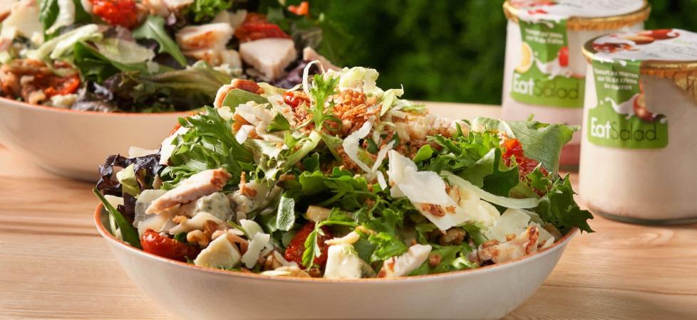 Se mettre à son compte avec la franchise Eat Salad®? Combien ça coûte ?