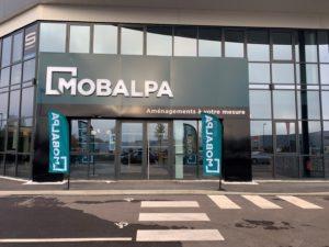 Un couple de franchisés Mobalpa s'implante à Beauvais