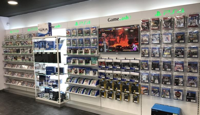 Le réseau de franchise Gamecash s'implante à Grenoble