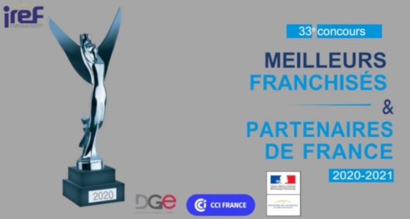 57 lauréats récompensés lors du 33e concours de l'IREF 2020/2021