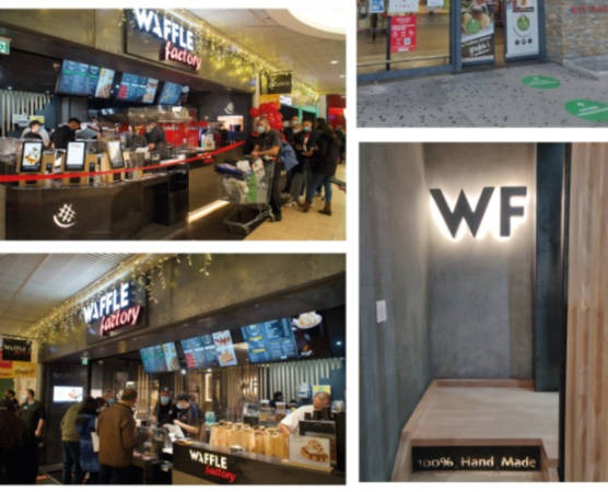 magasin digital waffle factory
