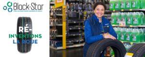 Le réseau Norauto propose des pneus recyclés 100 % made in France