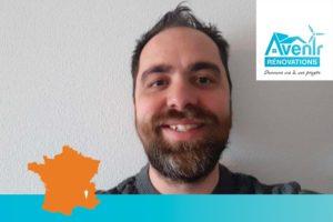 Mickael Rodrigues licencié du réseau Avenir Rénovations à Valence