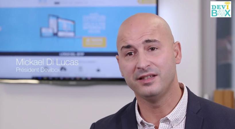 Mickaël di Luca, fondateur d'Avenir Rénovations, revient sur son parcours