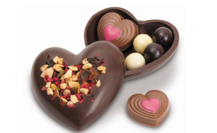 Le réseau Réauté Chocolat se prépare à célébrer l'Amour