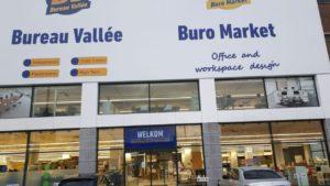 Bureau Vallée inaugure une nouvelle franchise en Belgique