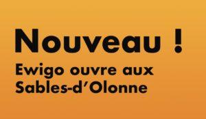 Nouvelle franchise Ewigo Sables-d'Olonne