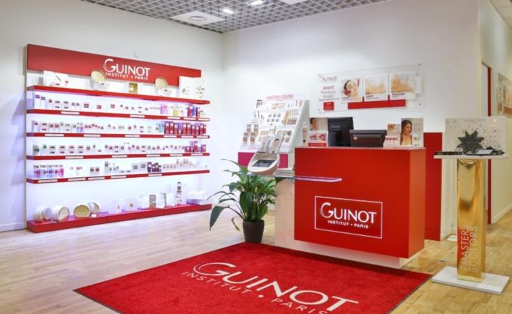 Le réseau de franchise Guinot s'enrichit d'un nouvel espace beauté