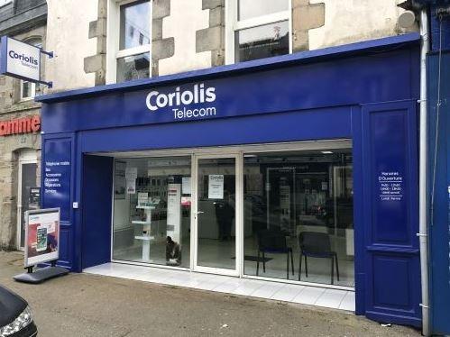 La franchise Coriolis Télécom de Carhaix affiche une belle performance