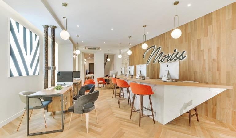 La franchise Moriss Immobilier compte renforcer son présence à Paris