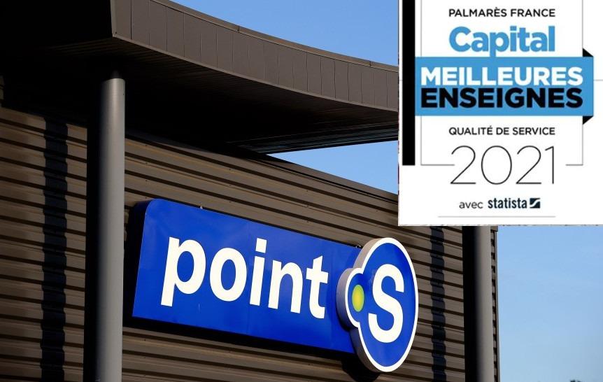 Le réseau de franchise Point S labellisé meilleure enseigne pour la 5e fois !