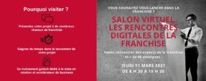 Attila participe aux Rencontres Digitales de la Franchise