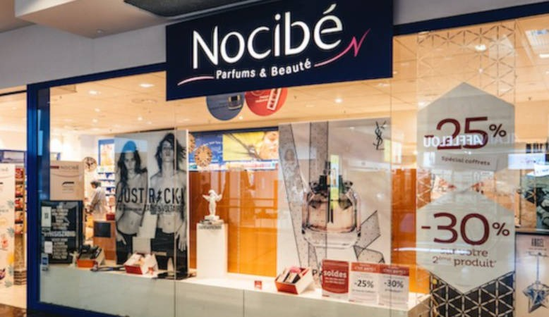 62 magasins du réseau Nocibé fermeront bientôt leurs portes