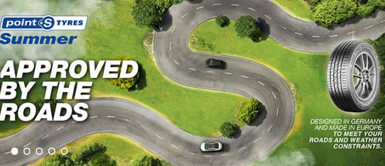 Le réseau Point S présente la nouvelle version de son pneu été