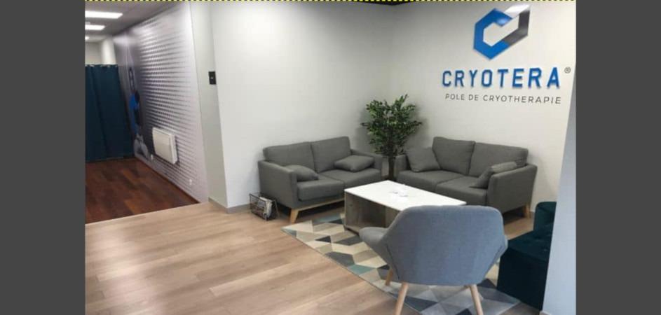 Inauguration d'un nouveau centre franchisé Cryotera à Troyes