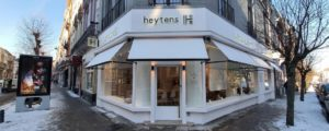 Le réseau Heytens ouvre sa 1ère boutique de centre-ville belge